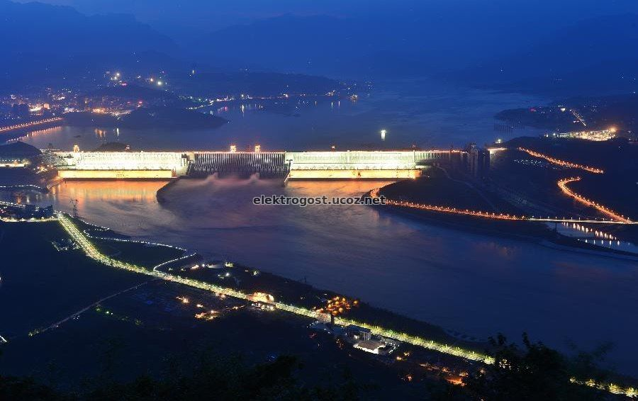 the three gorges dam Over the following three decades, people continued to discuss it in the early  after the reservoir is filled by the three gorges dam, parts of baiheliang,.
